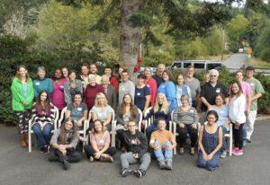 Reiki Ranch class